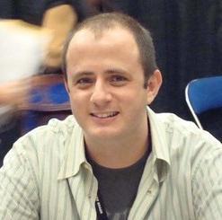 Feliz Aniverssário Eric Kripke