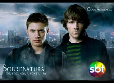 Sobrenatural denovo SBT